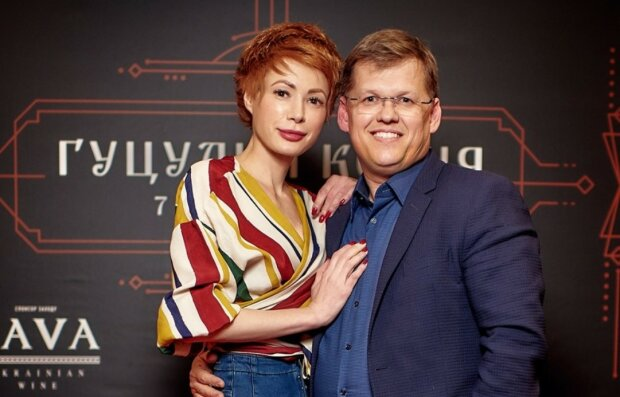 Елена-Кристина Лебедь и Павел Розенко, фото: Сегодня