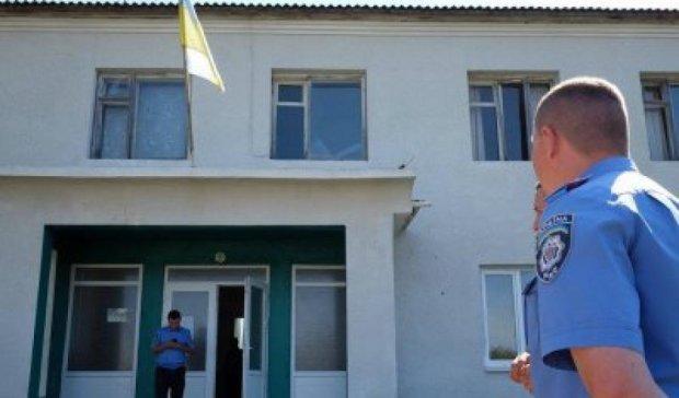 На Одещині невідомі обікрали приміщення сільради