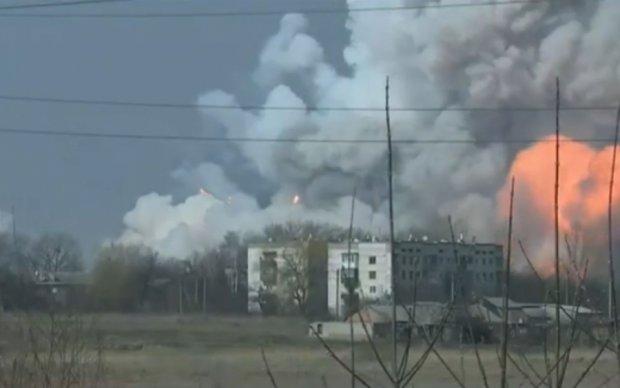 Взрывы в Балаклее не стали сюрпризом: появились фото хранения боеприпасов