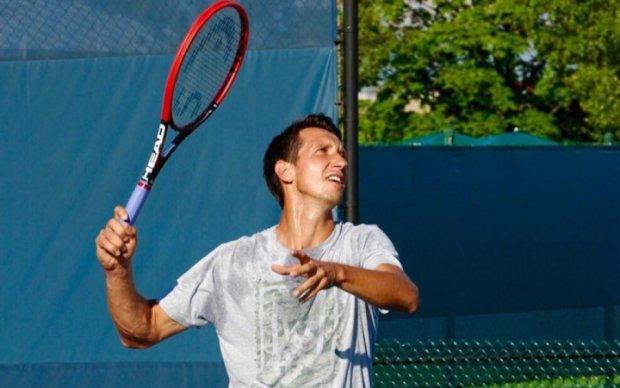 Украинский теннисист Стаховский не пробился в основную сетку турнира в Монте-Карло
