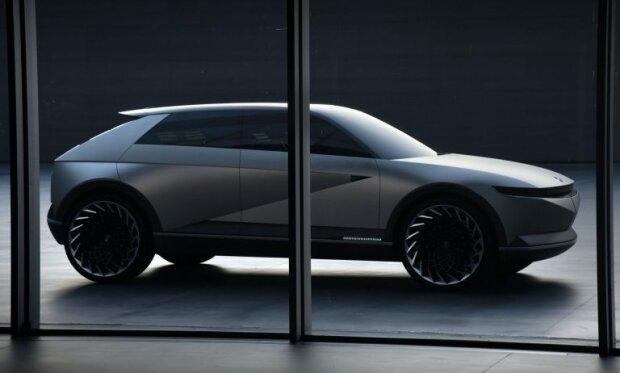 Hyundai 45 EV Concept, скриншот