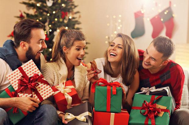 Подарунки друзям на Новий рік