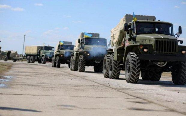 """Вот это мощь: украинские """"Грады"""" впервые открыли огонь с воды"""