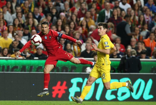 Респект - П'ятову: реакція соцмереж на матч Португалія - Україна