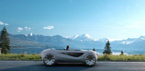Augmented Driving Concept car, gizchina