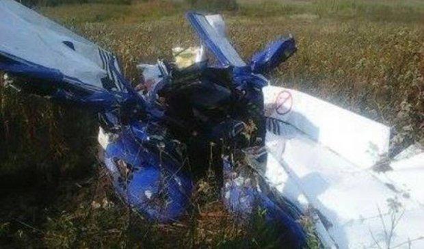 Падение самолета на Львовщине: погиб известный программист