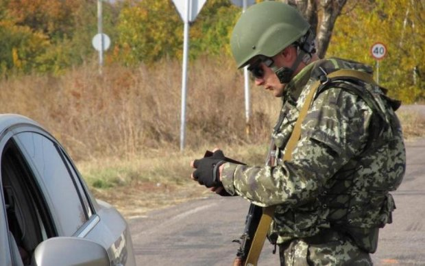 Задержание человека Саакашвили: пограничники выдвинули свою версию
