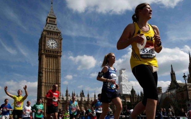 """Лондонский марафон """"вытащил"""" британку из глубокой депрессии"""
