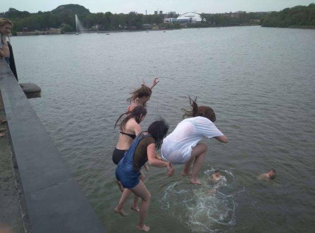 Запам'ятайте, а краще запишіть: топ водойм Львова, де безпечно купатися
