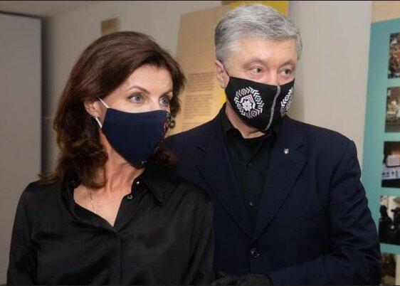 """У Порошенко умерла теща: """"Мы с Мариной осиротели"""""""