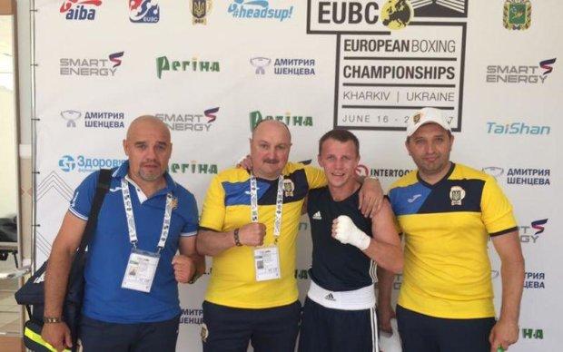 Україна виграла медальний залік домашнього чемпіонату Європи з боксу