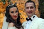 Емре Ашик з дружиною, фото: prosportua