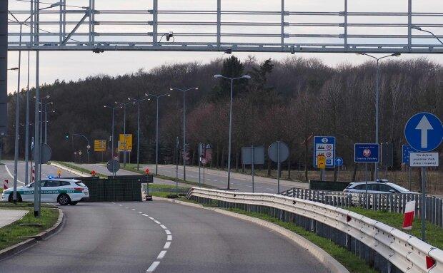 граница с Польшей, фото Wikimedia Commons