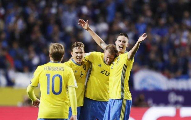 Шведські телекоментатори шалено відреагували на переможний гол Франції