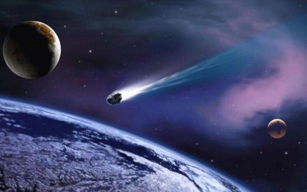 Землі загрожує смертельна небезпека з космосу