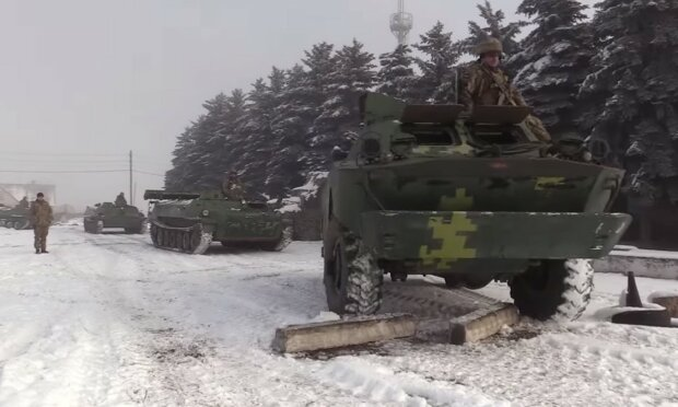танкісти, скріншот з відео