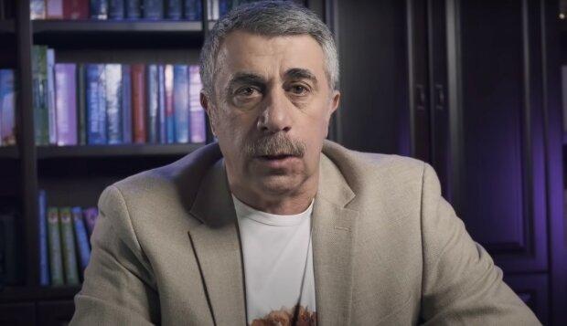 Доктор Комаровський, скріншот з відео