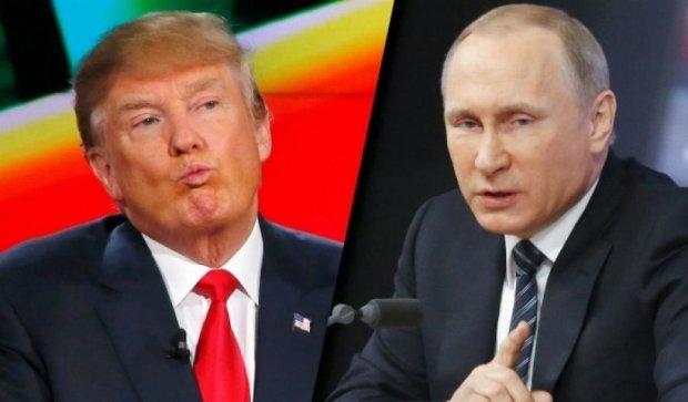 """Нафта """"вб'є"""" стосунки Путіна з Трампом"""