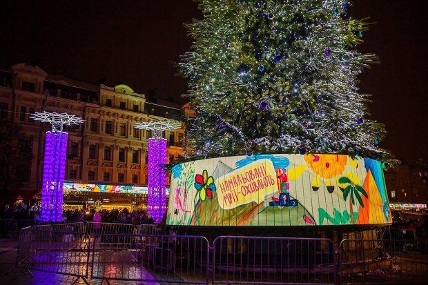Батл елок: самые красивые новогодние деревья разных городов Украины