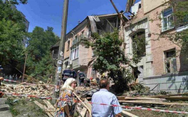Копи назвали причину потужного вибуху у Києві