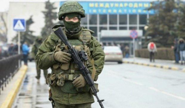 """Стало известно, почему украинские воины не тронули """"вежливых людей"""" в Крыму"""