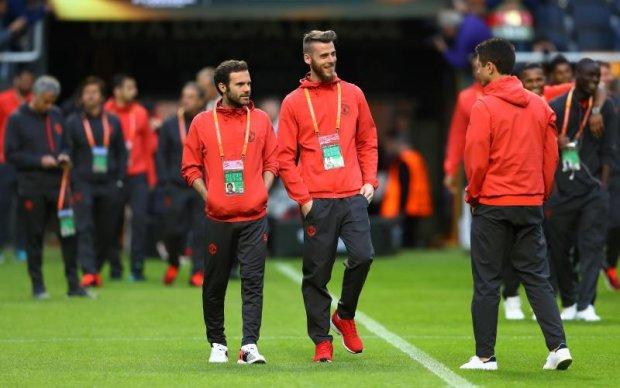 Финал Лиги Европы: Почему Манчестер Юнайтед выиграет у Аякса