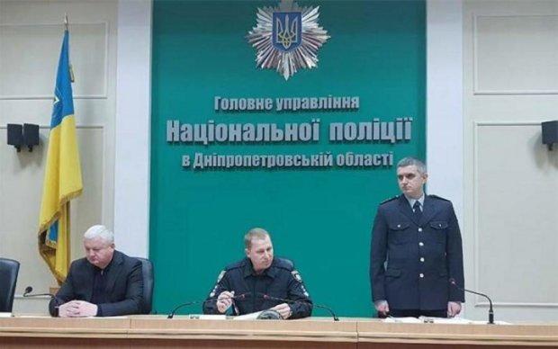 Новый начальник уголовной полиции Днепропетровской области скрывает состояние своей семьи