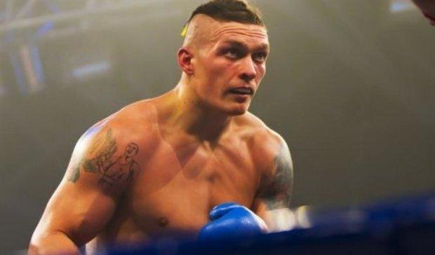 Усик дасть бій польскому чемпіону за 1 мільйон доларів