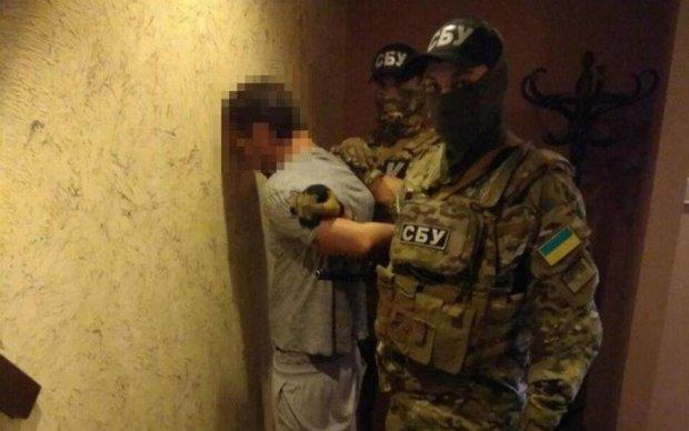 Российский шпион позарился на Генштаб: СБУ схватила агрессора на горячем