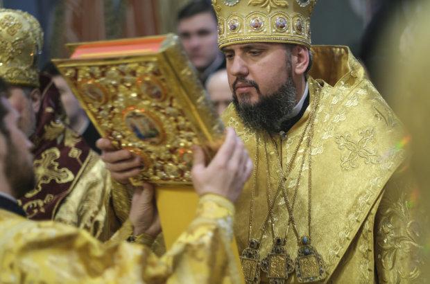 Єпіфаній намагається достукатися до Путіна і РПЦ: це залежить тільки від них