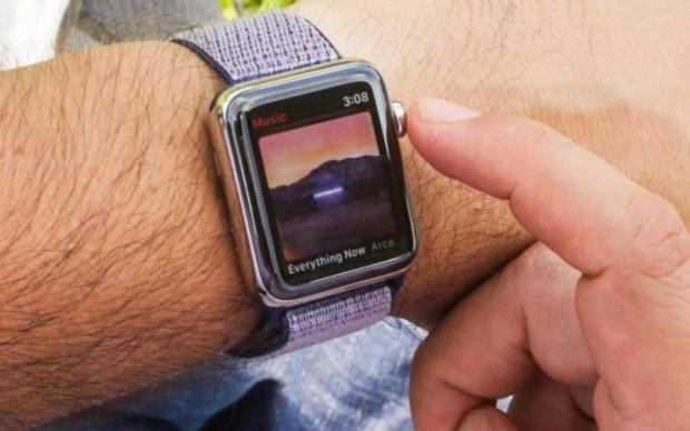 Часы Apple сдали владельца копам