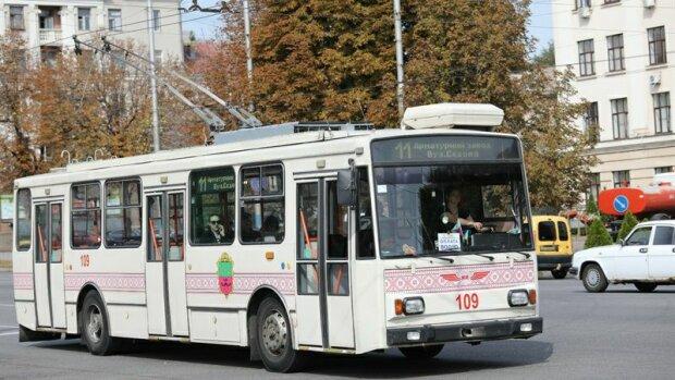 Транспорт Запоріжжя, фото: соціальні мережі