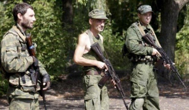 Терористи один раз атакували бійців АТО на Луганщині