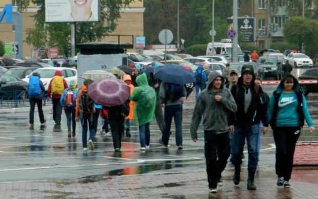 Град обрушится на Украину: узнай в каких регионах