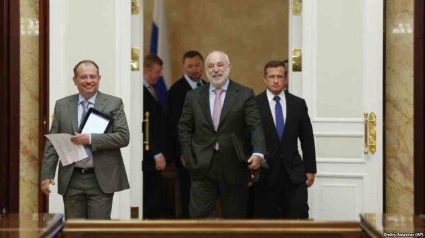 російські олігархи