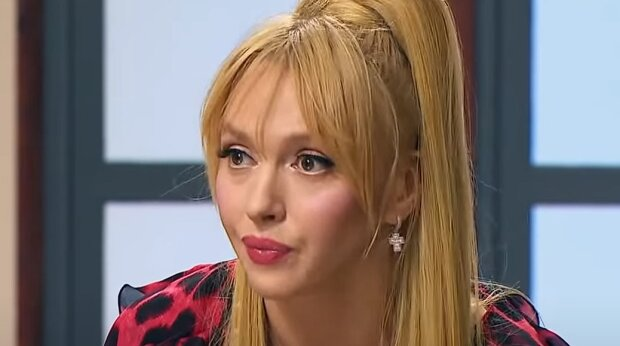 Оля Полякова, скріншот: Youtube