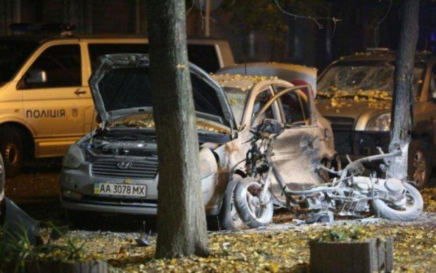 Взрыв в Киеве: целью был вовсе не Мосийчук