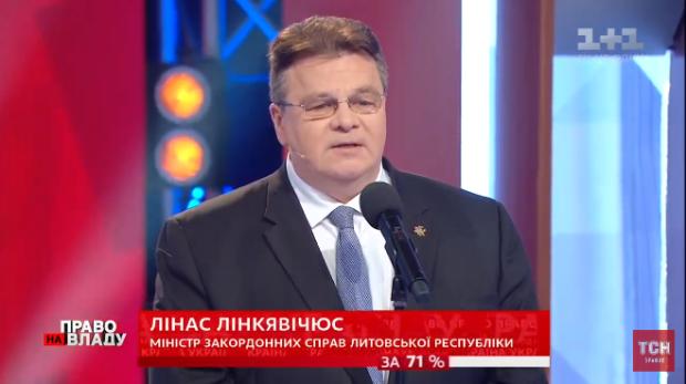 Литва за Зеленського: друзі виступили з твердою підтримкою