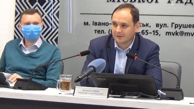 Руслан Марцінків, кадр з оперативного засідання: Facebook