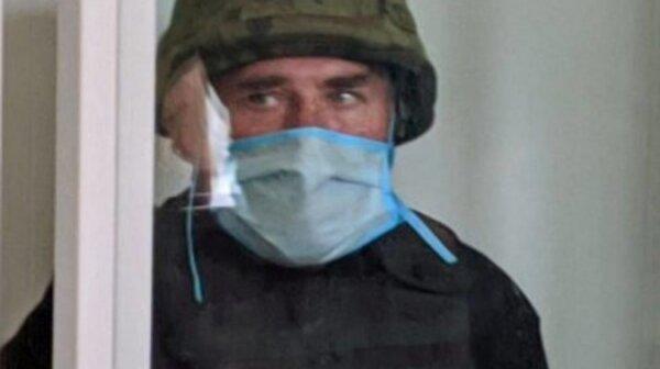 Анатолій Захаренко, фото: Нацполіція