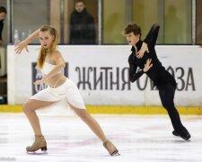 Танцевальный дуэт Мария Голубцова и Кирилл Белобров завоевал золото