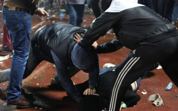 Массовая драка в Харькове завершилась стрельбой по копам: подробности