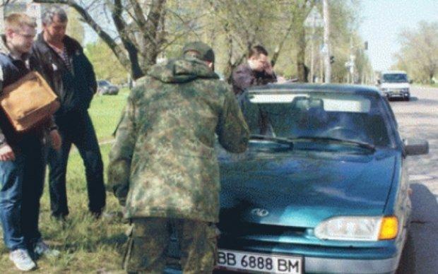 ДТП з дитиною на Луганщині: свідки самі зловили порушника