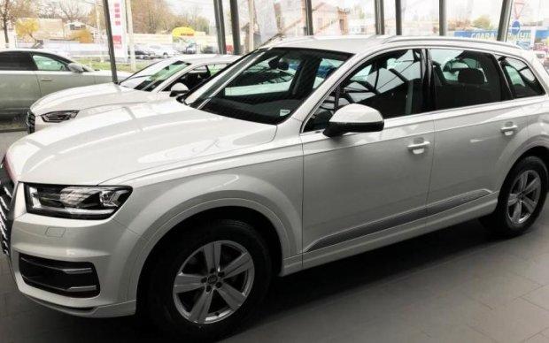 У новых автомобилей Audi могут аннулировать регистрацию