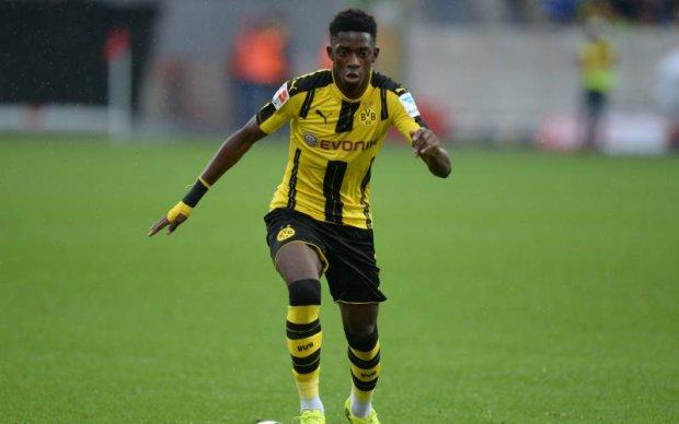 Німецький гранд відмовляється продавати свого зіркового футболіста