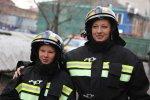 Рятувальниця, пожежна, прес-офіцерка: влада зробила феміністкам приємно