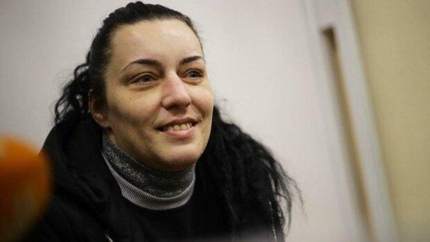 """""""Пума"""" на воле: суд неожиданно отпустил скандальную фигурантку дела Шеремета"""