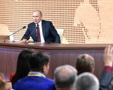 Володимир Путін, сайт президента РФ