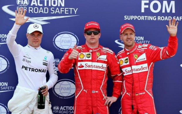Формула-1: Райкконен будет стартовать с поула на Гран-при Монако