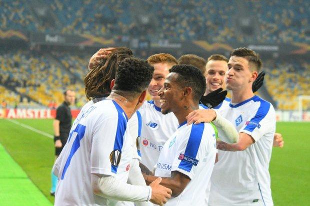 Динамо втратило лідера перед матчем з Челсі
